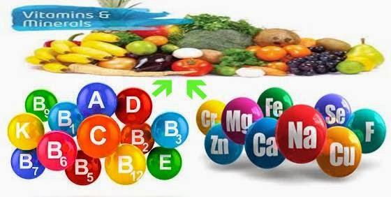 Perlukah Anak Mendapat Vitamin dan Mineral?
